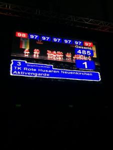 Deutsche Meisterschaft 2018 - Halle 20