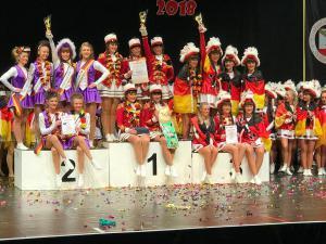 Deutsche Meisterschaft 2018 - Halle 21