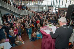 Empfang beim Bürgermeister Neuenkirchen 2018 02