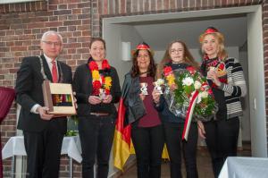 Empfang beim Bürgermeister Neuenkirchen 2018 05