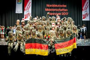 TK-Roten-Husaren - Halbfinale 2017 Hannover 06