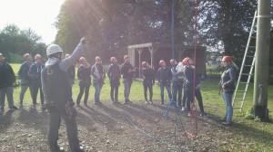 TK-Roten-Husaren - Hochseilgarten-Duelmen-2016 032