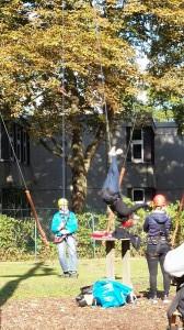 TK-Roten-Husaren - Hochseilgarten-Duelmen-2016 068