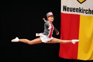 kl Tanzmariechen Finja Raußen, Platz 10