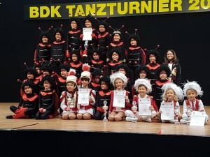 Qualifikationsturnier Neuenkirchen 2017 19