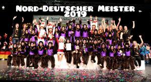 Jubel über die erfolgreiche Norddeutsche Meisterschaft für die Husaren_Jugend