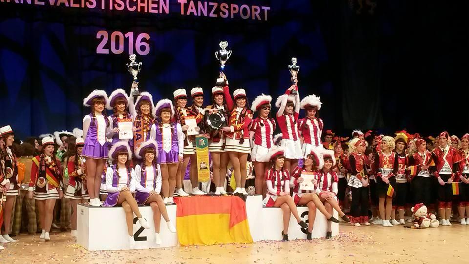 siegerehrung-ue15-deutscher meister-deutsche-meisterschaft-2016-karlsruhe